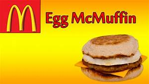 McDonalds Egg McMuffin ♦ The Fast Food Review ♦ - YouTube