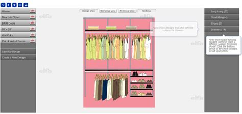 8 best free closet design software options for 2017