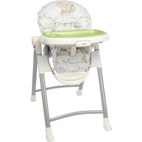 chaise haute graco chaise haute graco contempo poussette com