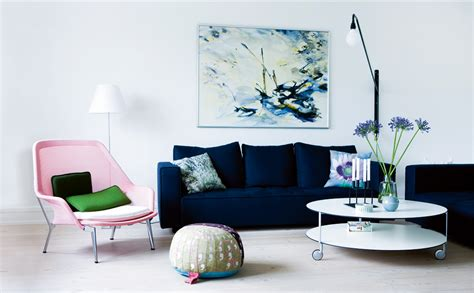 Decorating With A Blue Sofa by 21 Different Style To Decorate Home With Blue Velvet Sofa