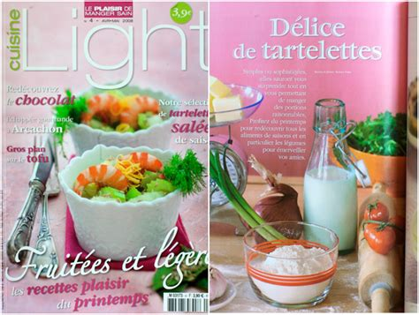 cuisine light magazine le magazine cuisine light la