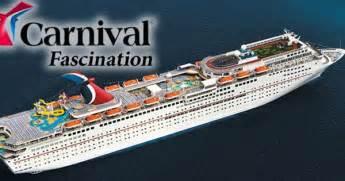 carnival fascination deck plans photos reviews carnival