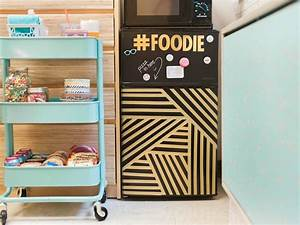 13 budget dorm room ideas hgtv crafternoon hgtv With kitchen colors with white cabinets with college dorm wall art