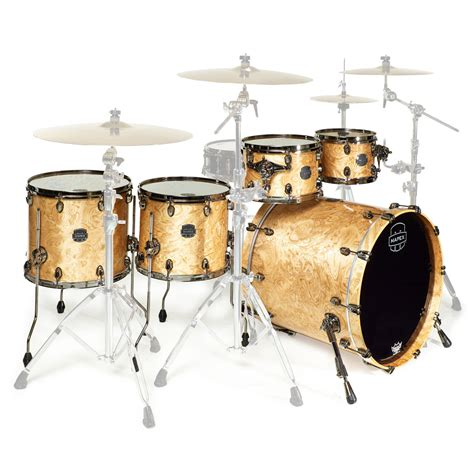 Mapex Saturn V Exotic 22'' Sub Wave Twin Shell Pack