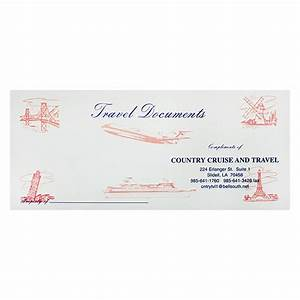 folder design country cruise travel documents folders With travel document folder