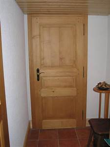 Porte En Bois Intérieur : cuisine portes int rieures en bois massif menuiserie ~ Dailycaller-alerts.com Idées de Décoration