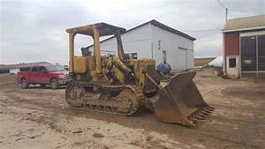 1971 Cat Caterpillar 951c Crawler Track Loader Diesel