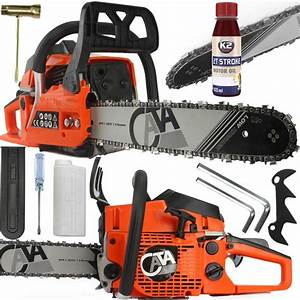 Petrol Chainsaw 4 9 Hp Cata C2    C D I System    Smart Lube