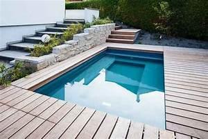 Mini Whirlpool Balkon : mini pool im garten ~ Watch28wear.com Haus und Dekorationen