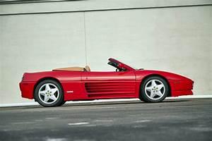 Ferrari 348 Spider - 1993  1994  1995