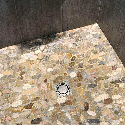 carrelage mosaique cuisine emejing salle de bain ardoise et galets images amazing
