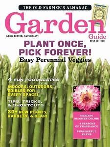 The Old Farmer U0026 39 S Almanac Garden Guide  2018 Print Edition