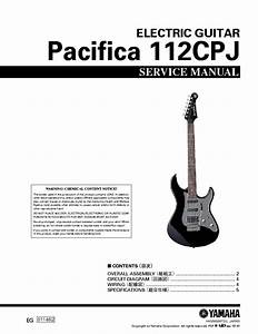 Yamaha Cp300 Service Manual Free Download  Schematics
