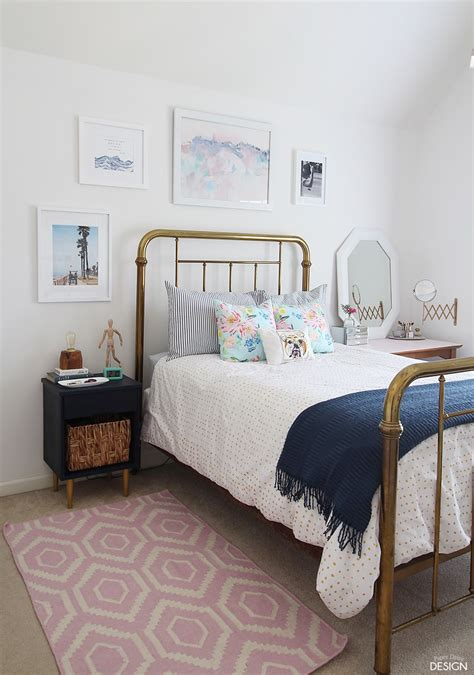 young modern vintage bedroom humble abode vintage teen