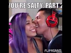 You're salty - YouTube
