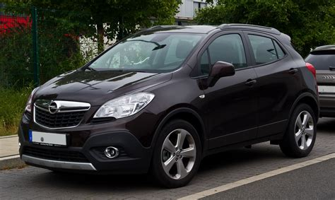 Car Brand Opel Mokka Model Wallpapers And Images