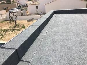 étanchéité Terrasse Goudron : isolation toiture terrasse bois latest toit terrasse with ~ Melissatoandfro.com Idées de Décoration