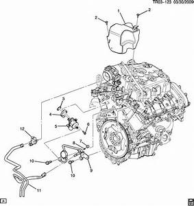 2006 Chevrolet Cobalt Cylinder Diagram