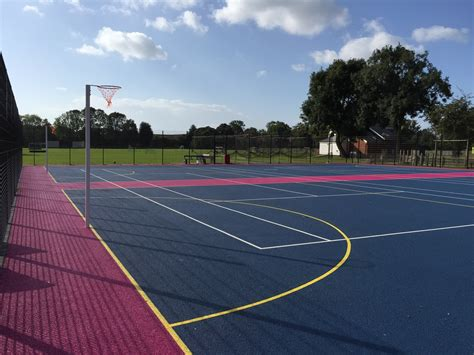 alleyn court preparatory school essex  sports surfaces limited