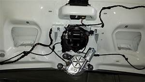 Vw Mk7 Golf  R  Gti  Sportwagen  E Golf Rear View Camera Installation Diy