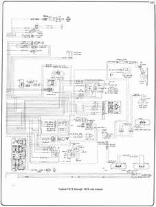 1972 C10 Instrument Panel Wiring Diagram
