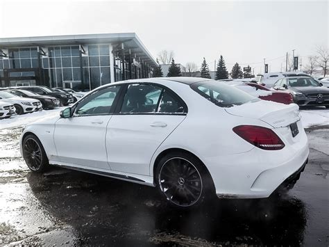 A coupe, a sedan, and a cabriolet convertible. New 2020 Mercedes-Benz C43 AMG 4MATIC Sedan 4-Door Sedan in Kitchener #39556 | Mercedes-Benz ...