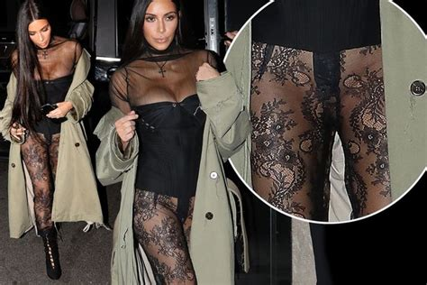 Is this Kim Kardashian's most daring outfit yet? Star ...