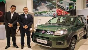 Fiat Uno Way  Versi U00f3n Renovada Con Tecnolog U00eda De Punta