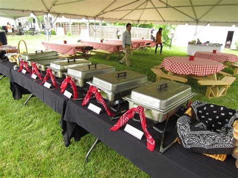 The Backyard Catering by Our Bbq Catering Team Best Barbecue In Kentucky Lucky