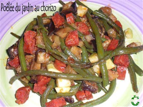 cuisiner des aubergines poêlée de haricots verts aubergines courgettes et
