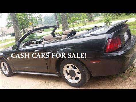 cheap cash cars  sale  houston tx