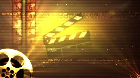 cgi animated film theme motion background loop hd