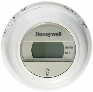 Thermostat Round Digital Honeywell T8775c 1005 Hvac Ac