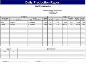 Sample Questionnaire Template Microsoft Word Daily Production Report Template Sample Report