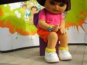 baby kiss Dora the explorer - YouTube