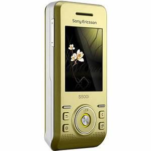 Sony Ericsson S500i : sim free sony ericsson s500i spring yellow ~ A.2002-acura-tl-radio.info Haus und Dekorationen