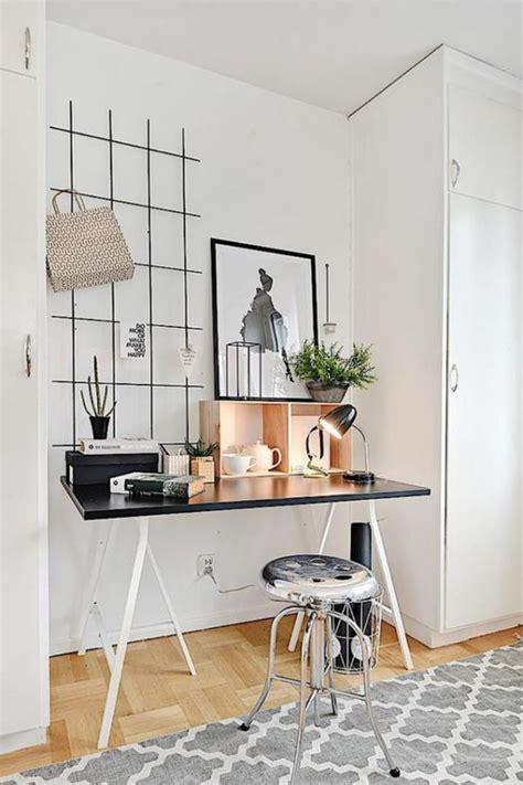 deco bureau travail aménagement d 39 un petit espace de travail le bureau style