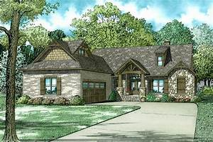 Arts And Crafts House Plan  153