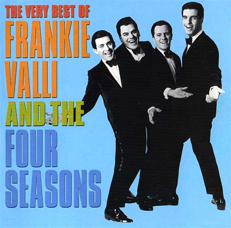 """""""songs Of The Stonewall"""" {#4} W Frankie Valli & Four"""