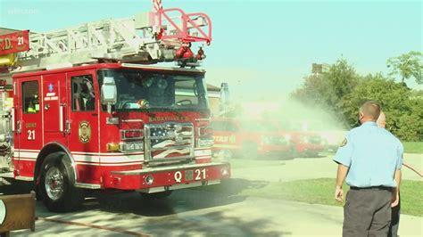 knoxville unveils newest  million fire engine wbircom