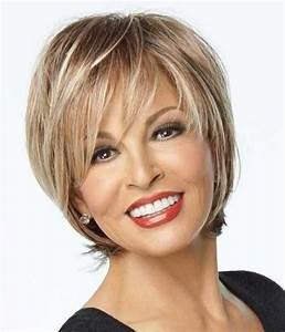 Coupe Mi Courte Femme : jolies coupes de cheveux pour femme de 50 ans ~ Nature-et-papiers.com Idées de Décoration
