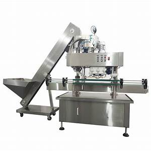 Low Price Capping Machine For Sale - STRPACK MACHINERY