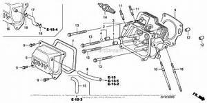 Honda Engines Gx160t1 Qwx2 Engine  Tha  Vin  Gcabt