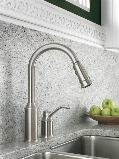 moen csl aberdeen single handle pullout kitchen faucet