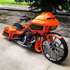 Covington U0026 39 S 2015 Orange Roadglide Special