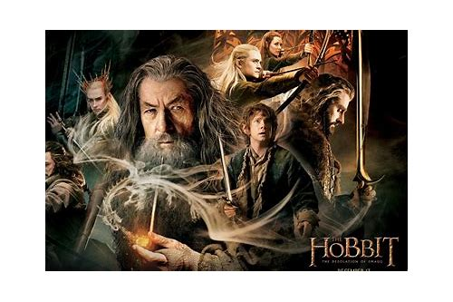 o hobbit 1 dublado torrent magnet