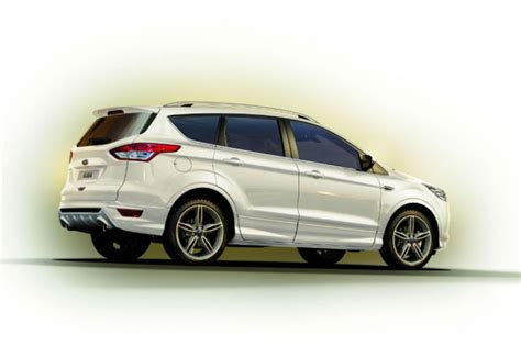 Titanium Sports Technologies by Price And Specification For The New Luxury Ford Kuga
