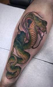 The 25+ best Cobra tattoo ideas on Pinterest | King cobra ...