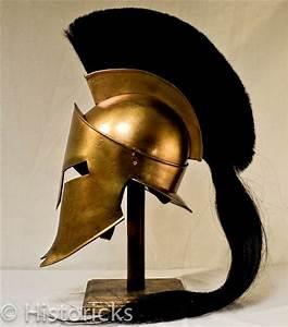 King Spartan 300 Movie Helmet + FREE STAND (King Leonidas)