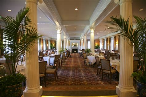 The Grand Dining Room, Grand Hotel Jekyll Island Club